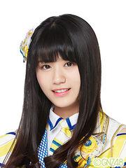 GNZ48 Zuo JingYuan 2016