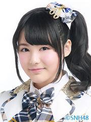 SNH48 Li Zhao 2015