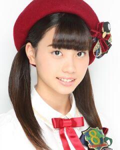 Team 8 Moriwaki Yui 2014