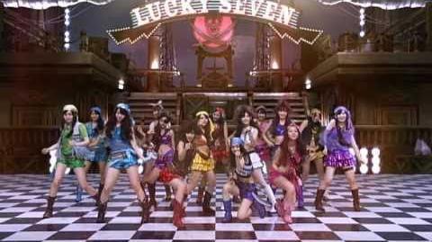 PV ラッキーセブン AKB48 公式