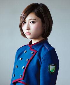 2017 Fukyouwaon Shida Manaka