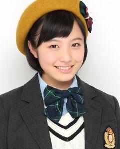 AKB48 Yaguchi Moka 2015