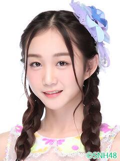 SNH48 Zhang Yi 2016