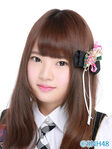 SNH48 He XiaoYu 2014