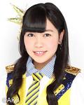 HKT48 Ui Mashiro 2015