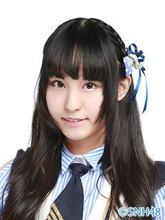 SNH48 WangXiaoJia 2015