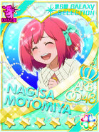 NAGISA GALAXY ELECTION