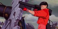 ARASAKA HLR-12X Heavy Laser Rifle