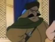 Short Moustache Thief