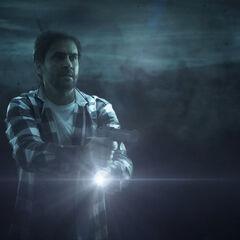 Ilkka Villi jako Alan Wake w <a href=