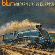 Blur - Modern Life is Rubbish-1-