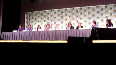 Alcatraz Panel at SDCC 2011