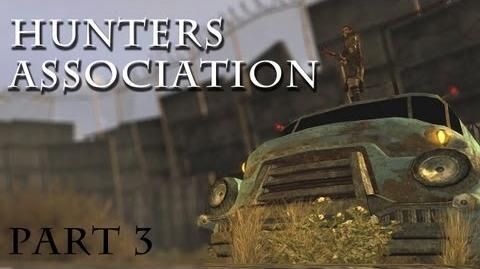 Fallout New Vegas Mods NV Hunters Association - Part 3