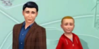 The Cop Family (Sims 4)