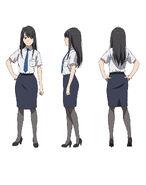 YukiKaiduka-front-left-back-2