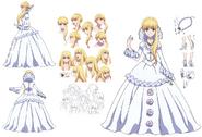 Asseylum princess outfit