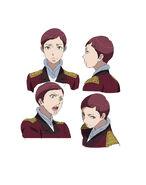 Rafia-heads