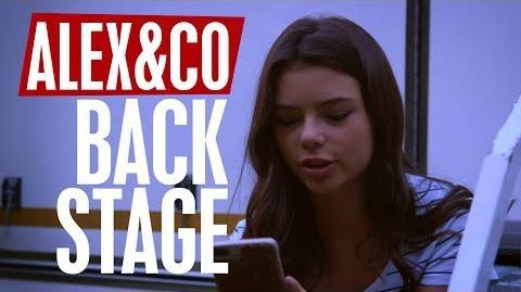 Alex & Co. - Backstage 2