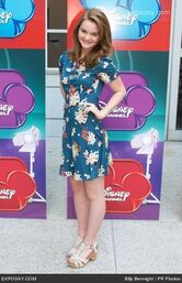Kerris dorsey the disney channel original movie girl s monster cast screening at walt disney studios arrivals october 1 2012 burbank ca usa PJwjeY1f.sized
