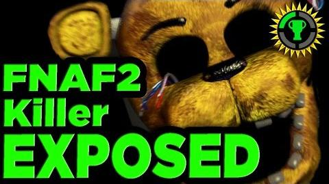 Game Theory FNAF 2, Gaming's Scariest Story SOLVED!