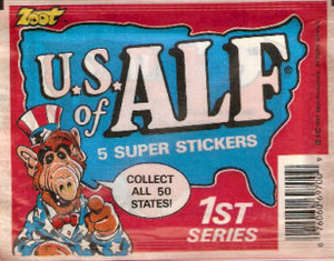 U.S. of ALF 1st Series