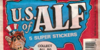 U.S. of ALF 1st Series
