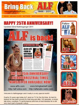 Bring Back ALF