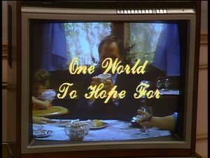 One World to Hope For