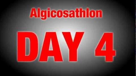 Algicosathalon Day 4 - Long Jump
