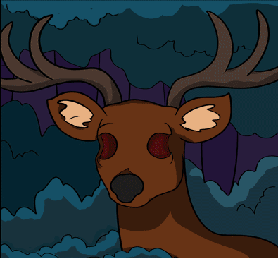 File:Thermal Deer.png