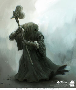 Alice Executioner Concept by michaelkutsche