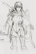 Ranmaru-sketch