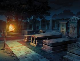 Leazas-Castle-Cementery