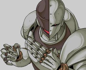 Dio Calmis Fighting Stance