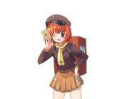 Aurora-postwoman