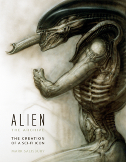 Alien The Archive cover