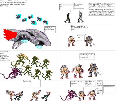 Predatorial Halo episode 7