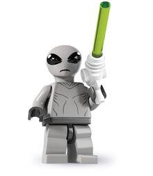 LEGO Alien