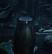 Black Liquid Urn