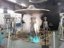 Roswell Museum Greys