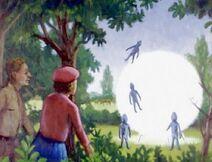 Cussac UFO