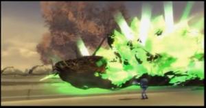 Kojira's death