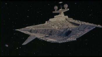 Zanon's ship.