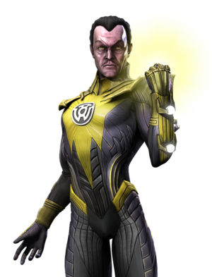 Sinestro Injustice 001