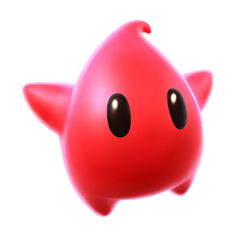Red-skinned Luma