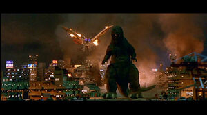 Godzilla Mothra King Ghidorah - Giant Monsters all-out attack 3
