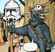 Ewok Clone Staff 1