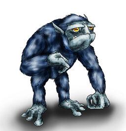 Animorphs Races Gedd by Monster Man 08