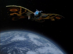 Mothra space