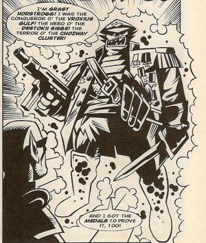 Captain Grast Horstrogg